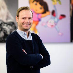 Jesper Dahl Sørensen VP SDC Nordics Viacom